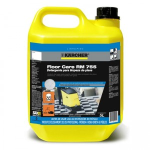 DETERGENTE FLOOR CARE 5L. KARCHER